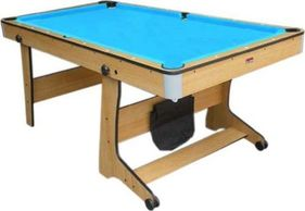 BCE 6ft Folding Pool Table